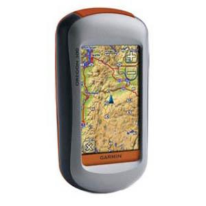 Антибликовый сенсорный TFT дисплей Garmin Oregon 450